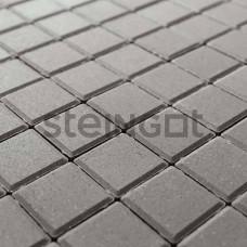 Квадрат 100х100х60 Серый (полный прокрас)
