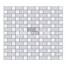 Квадрат 100х100х60 Черный (верхний прокрас)