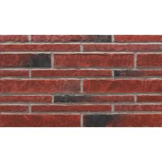 Ströher фасадная плитка 353 Eisenrost 240х71х14