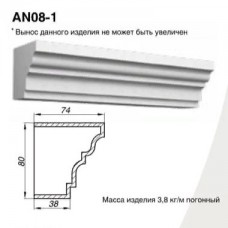 Наличник AN07-8