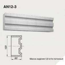 Наличник AN12-3