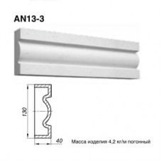 Наличник AN13-3