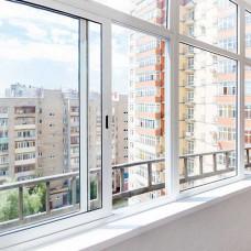 Остекление лоджии/балкона 3 м раздвижное