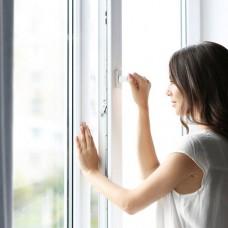 Простое окно Veka WHS-60 1300*1400