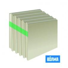 Плита ПГП 667/500/80мм полнотелая влагостойкая