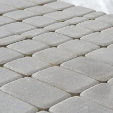 Тротуарная плитка Браер Серая