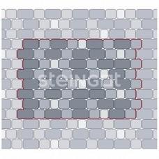 Классика Коричневая 60 мм