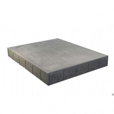 Дорожная плита Браер Серый