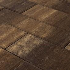 Тротуарная плитка Браер Color Mix Каштан