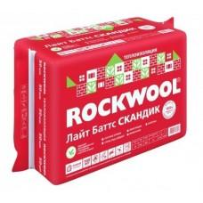 Теплоизоляционная плита Лайт Баттс Скандик ROCKWOOL 50 мм (0,288 м3)