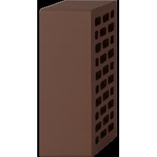 Кирпич лицевой шоколад 1,4НФ — Гладкий
