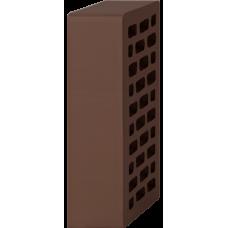 Кирпич лицевой шоколад 1НФ — Гладкий