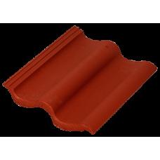 Sea Wave цементно-песчаная черепица красный