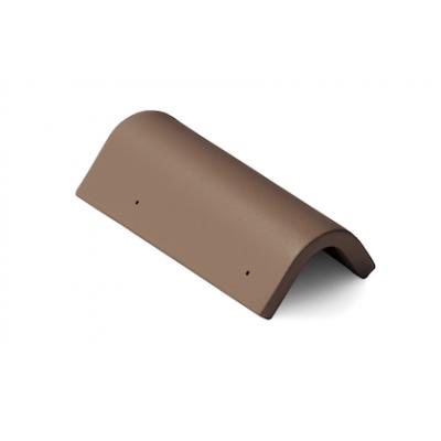 BRAAS цементно-песчаная черепица Таунус боковая универсальная